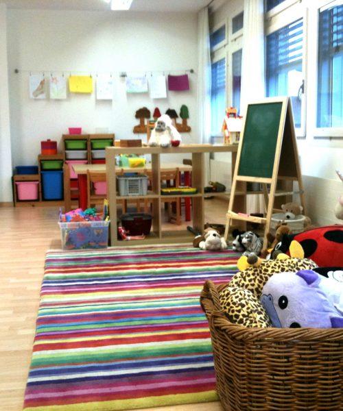 my english school play area
